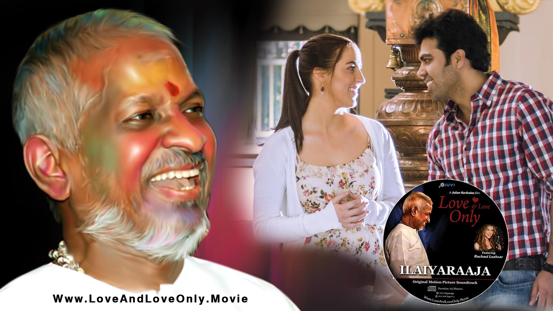 Maestro Ilaiyaraaja's English movie
