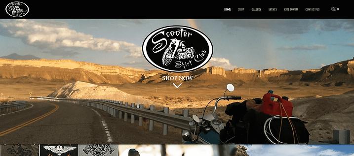 Scooter Shirt Club