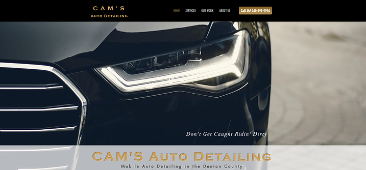 Cam's Auto Detailing