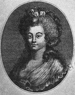 Madame La Motte - con woman