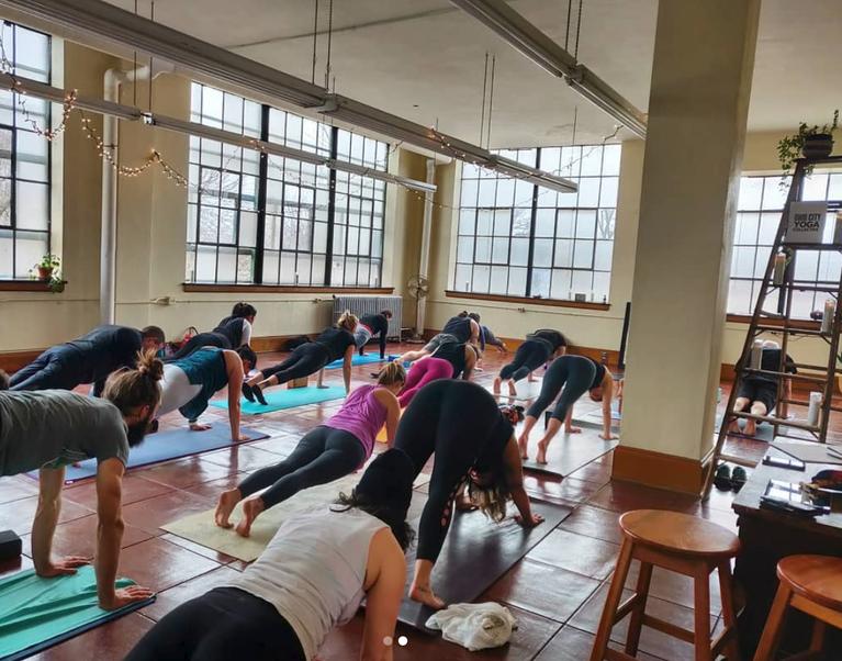 Ohio City Yoga Collective