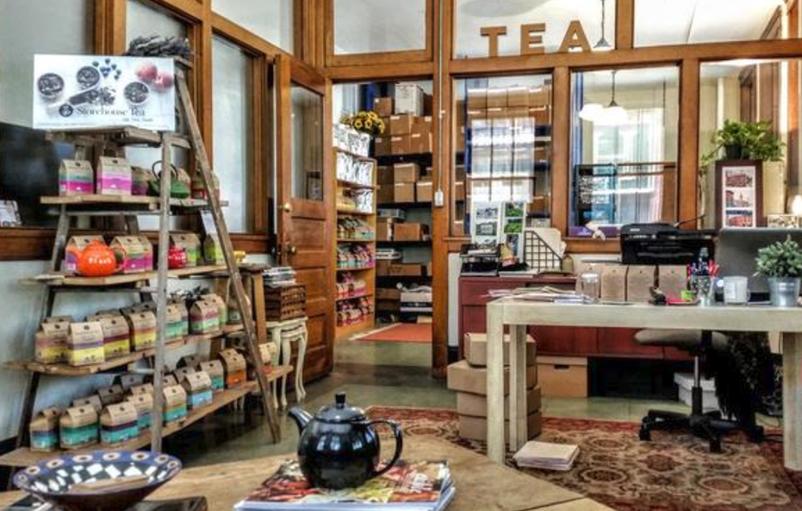 Store House Teas