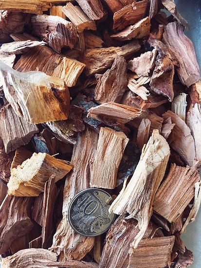 Plum Chips Wood Chips