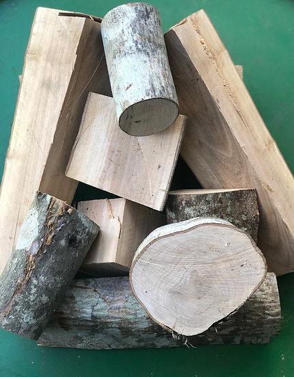 Olive Wood Logs / Split Logs - 1kg