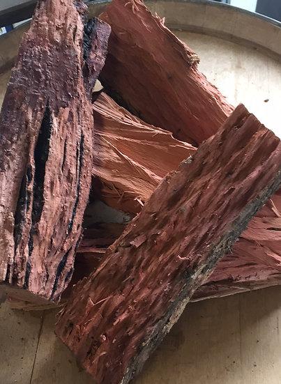 Vintage Ironbark Logs - Double Split