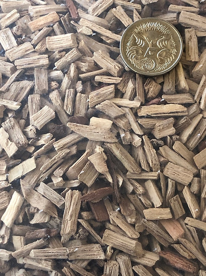 American Oak Chips (Small) - 1kg