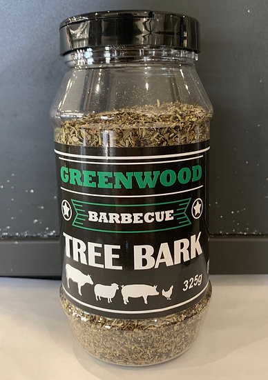 Greenwood Tree Bark Rub - 325g