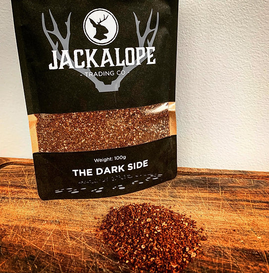 Jackalope The Dark Side, The Dark Side, Jackalope Rubs, Jackalope