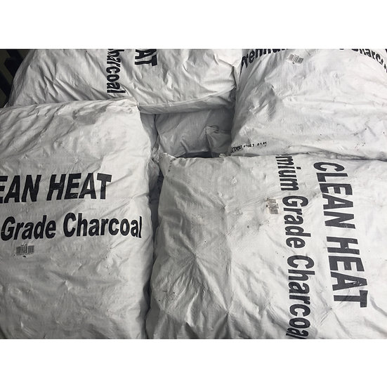Clean Heat Premium Grade Charcoal - 18kg bag