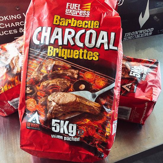 Fuel Express Charcoal Briquettes - 5kg (Buy 4, save 15%)