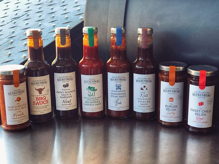 Beerenberg Sauces & Relishes