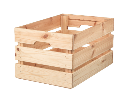 Pine Gift Box, Gift Basket