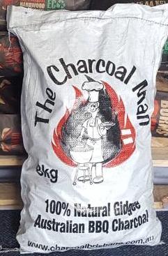Gidgee Lump Charcoal - 5kg, 10kg & 19kg