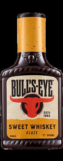 Bullseye whiskey glaze