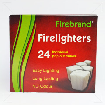 Firelighters - Firebrand 24 Pack