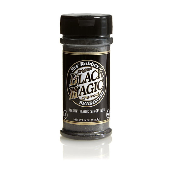 Mis' Rubins Black Magic Seasoning 141.7g