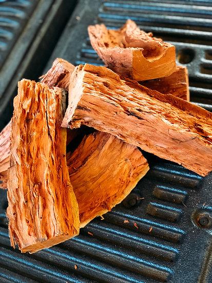 Redgum Double Split Logs - 1kg