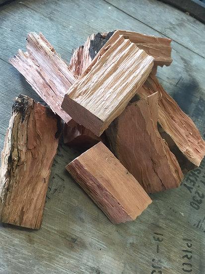 ironbark firewood ironbark smoking wood ironbark chunks firewood