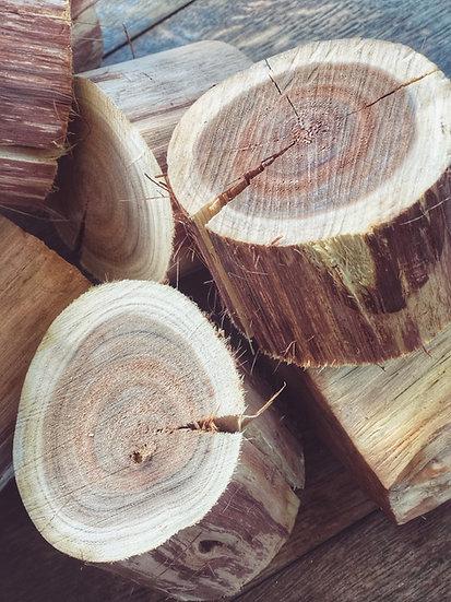 Hickory Chunks - 1kg