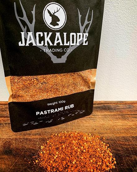Jackalope Pastrami Rub, Pastrami Rub, Jackalope Rubs