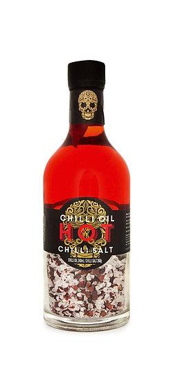 Hot Chilli Oil & Chilli Salt Combo