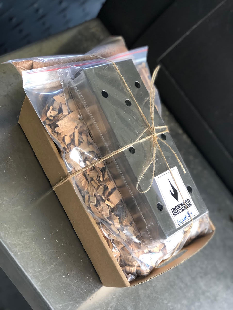Smoker Box 1