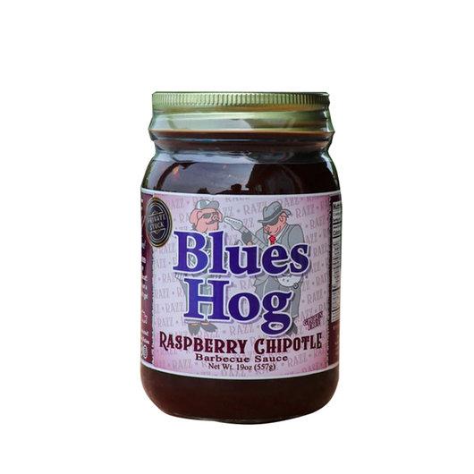Blues Hog Sauce - Raspberry Chipotle BBQ Sauce 557g