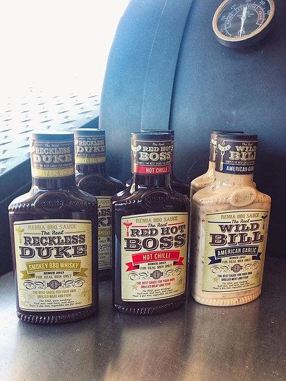 Reckless Duke Sauces