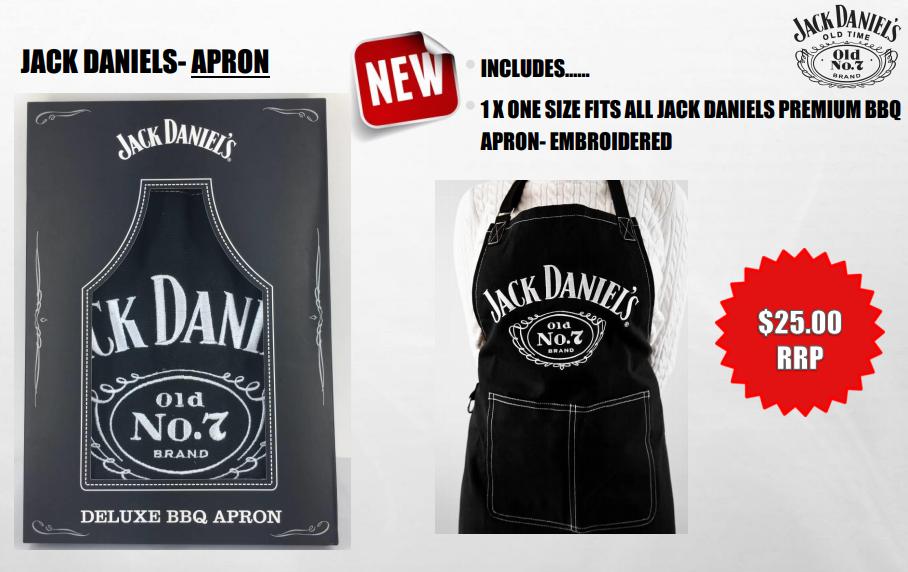 JD Apron