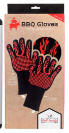 Grill Society - Heat Resistant Gloves