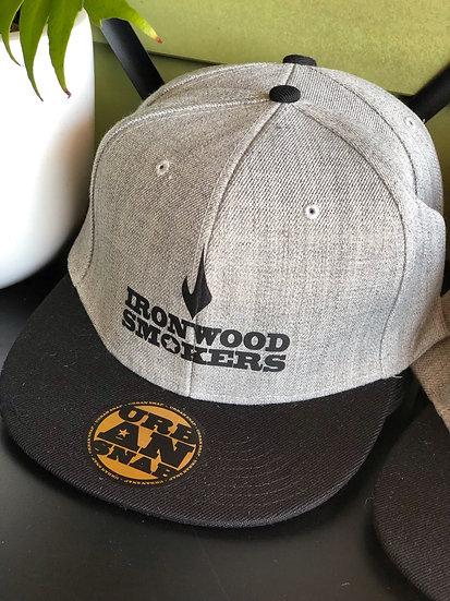 Ironwood Smokers Snap Back Cap