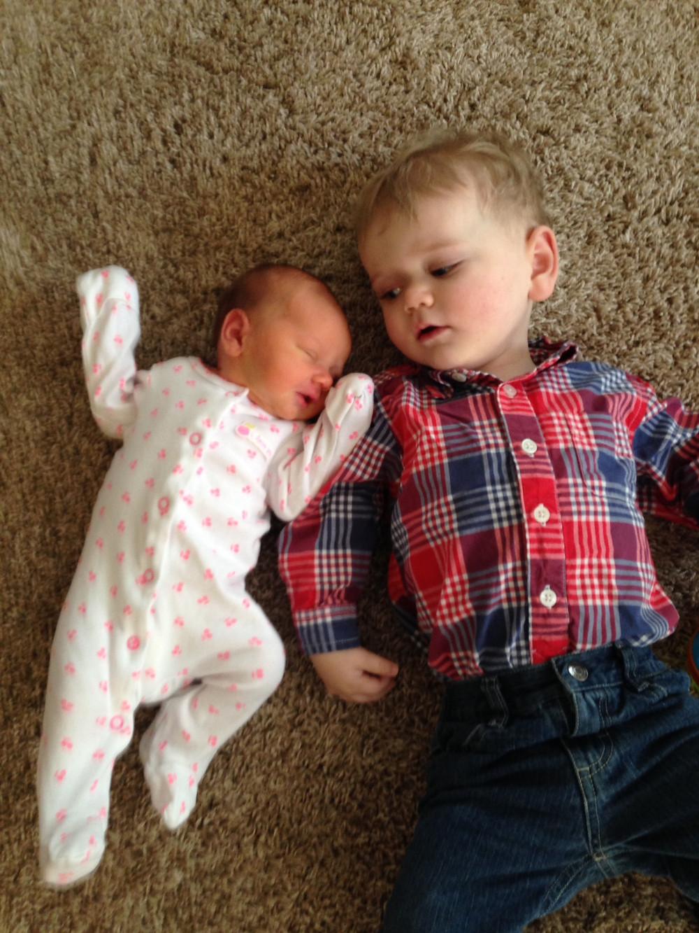 Levi & Hannah