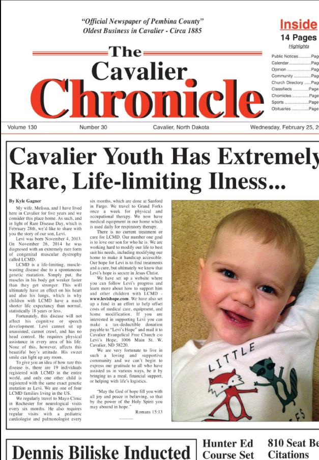Cavalier Chronicle
