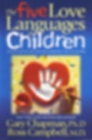 لغات الحب الخمس لدي الأطفال