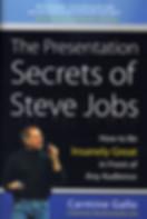 أسرار ستيف جوبز في العروض التقديمية