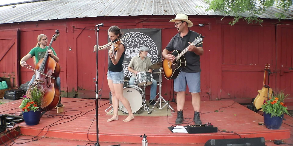 Summer Sundays at Squash Blossom with Root River Jam