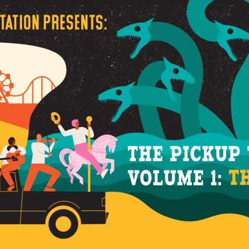 PickUp Truck Opera