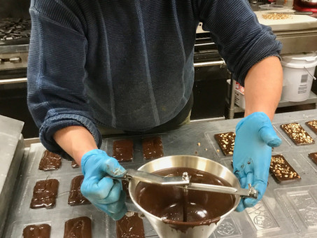 Chocolate-Making for the Holidays!