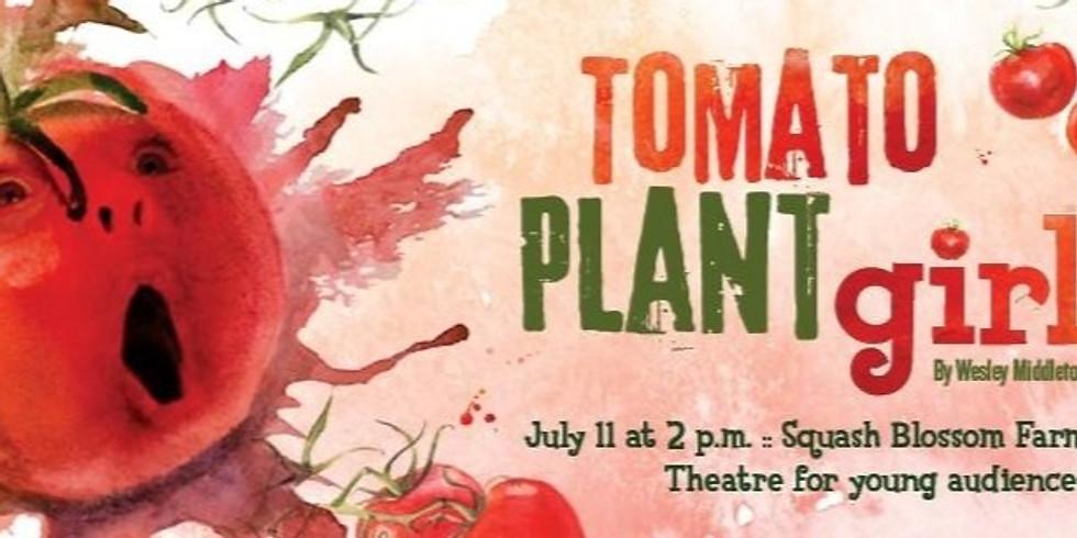 Tomato Plant Girl