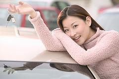 Girl with Car Keys.JPG