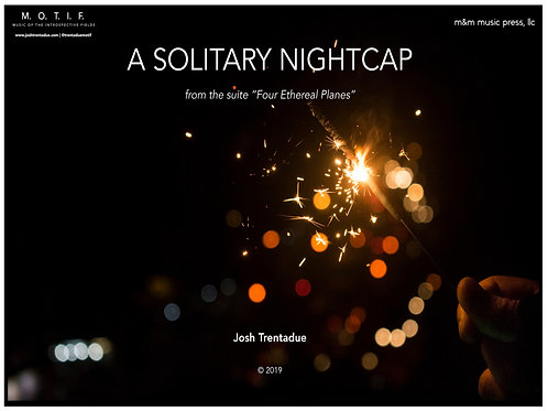 A Solitary Nightcap - Trentadue