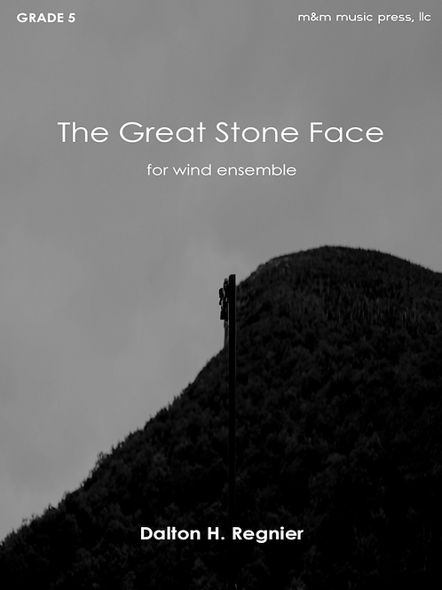 The Great Stone Face - Regnier