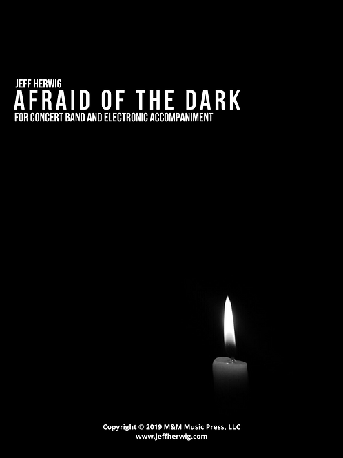Afraid of the Dark Score and Parts - ePrint PDF