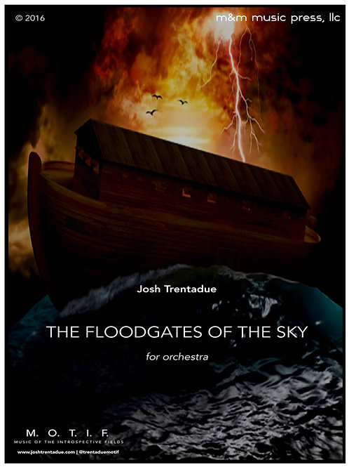 The Floodgates of the Sky (Orchestra) - Trentadue