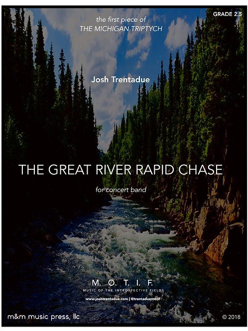 The Great River Rapid Chase - Trentadue