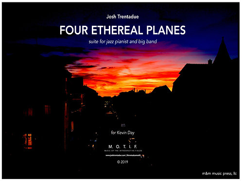Four Ethereal Planes - Trentadue