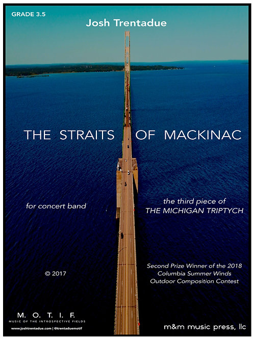 The Straits of Mackinac - Trentadue