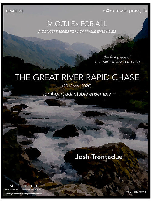 The Great River Rapid Chase (Flex) - Trentadue
