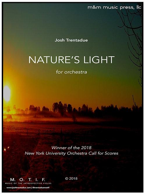 Nature's Light (Orchestra) - Trentadue