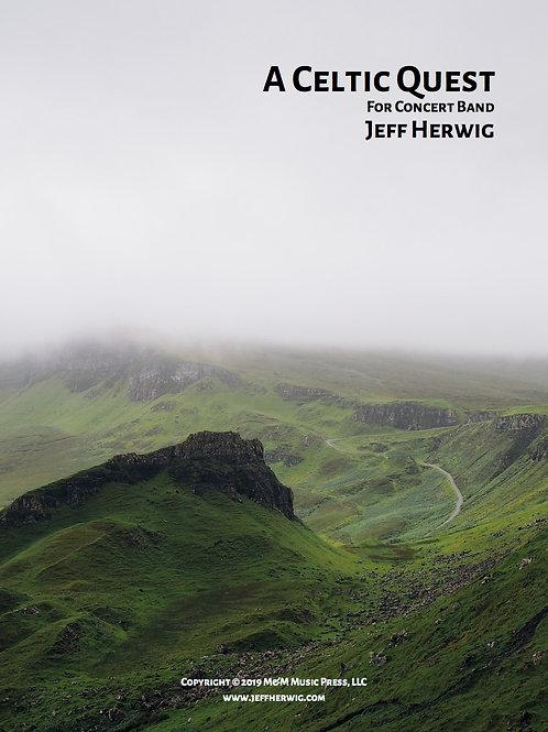 A Celtic Quest Score and Parts - ePrint PDF